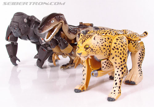 Transformers Beast Wars Telemocha Series Cheetor (Cheetas)  (Reissue) (Image #44 of 118)