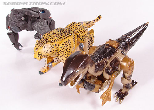Transformers Beast Wars Telemocha Series Cheetor (Cheetas)  (Reissue) (Image #45 of 118)