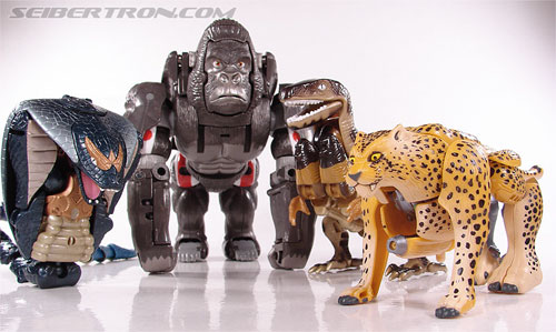 Transformers Beast Wars Telemocha Series Cheetor (Cheetas)  (Reissue) (Image #47 of 118)