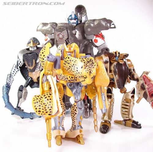 Transformers Beast Wars Telemocha Series Cheetor (Cheetas)  (Reissue) (Image #68 of 118)