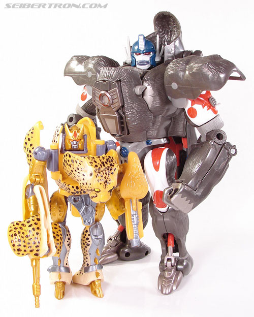 Transformers Beast Wars Telemocha Series Cheetor (Cheetas)  (Reissue) (Image #69 of 118)