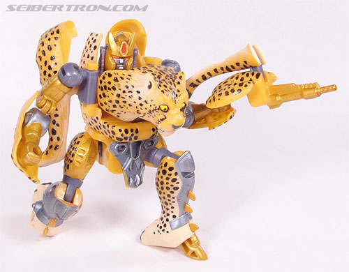 Transformers Beast Wars Telemocha Series Cheetor (Cheetas)  (Reissue) (Image #92 of 118)