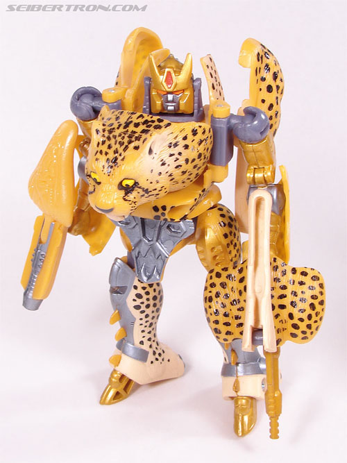 Transformers Beast Wars Telemocha Series Cheetor (Cheetas)  (Reissue) (Image #97 of 118)