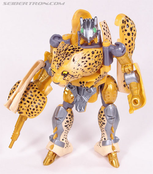 Transformers Beast Wars Telemocha Series Cheetor (Cheetas)  (Reissue) (Image #110 of 118)