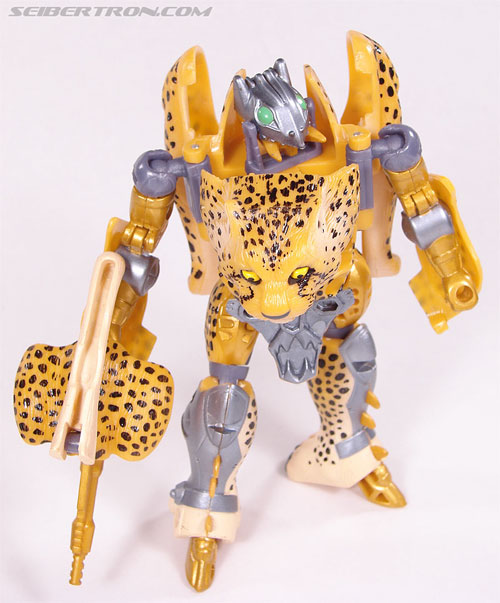 Transformers Beast Wars Telemocha Series Cheetor (Cheetas)  (Reissue) (Image #115 of 118)