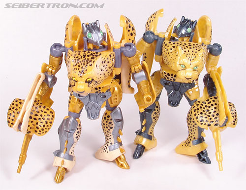 Transformers Beast Wars Telemocha Series Cheetor (Cheetas)  (Reissue) (Image #116 of 118)
