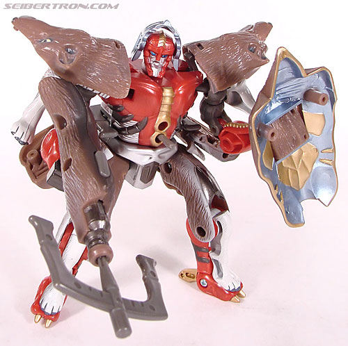 Even more galleries: Telemocha Tigatron and Wolfang