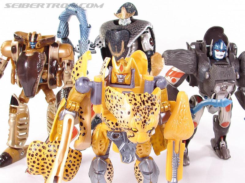 Transformers Beast Wars Telemocha Series Cheetor (Cheetas)  (Reissue) (Image #64 of 118)