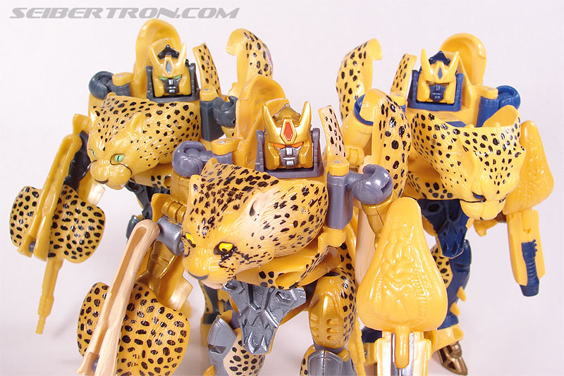Transformers Beast Wars Telemocha Series Cheetor (Cheetas)  (Reissue) (Image #108 of 118)