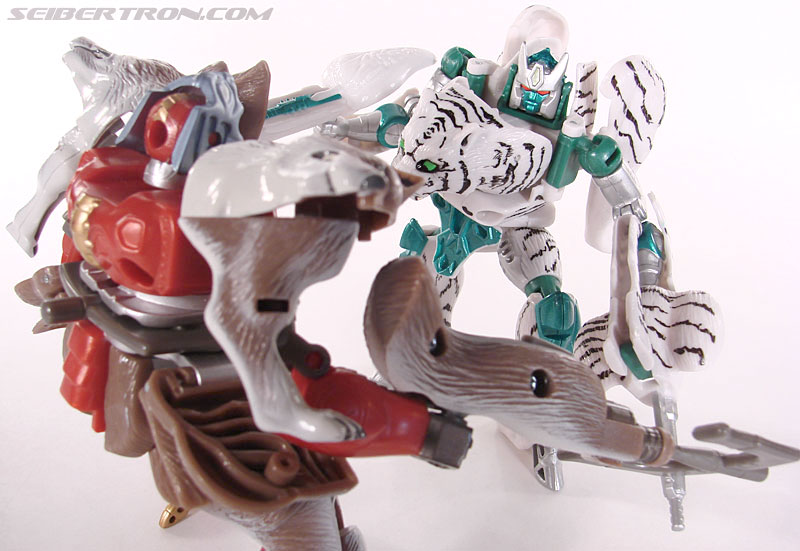 Transformers Beast Wars Telemocha Series Tigatron (Reissue) (Image #115 of 123)