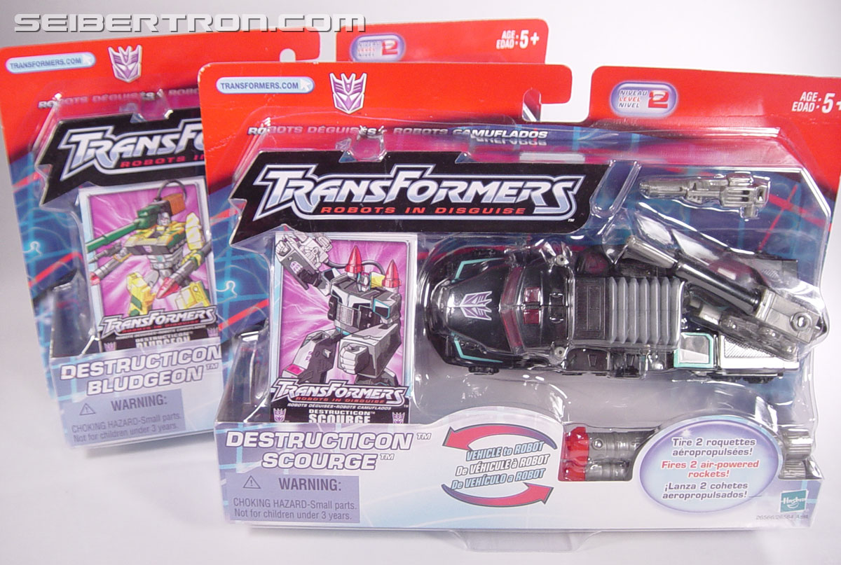 Transformers Robots In Disguise Scourge (Black Convoy) (Image #11 of 102)