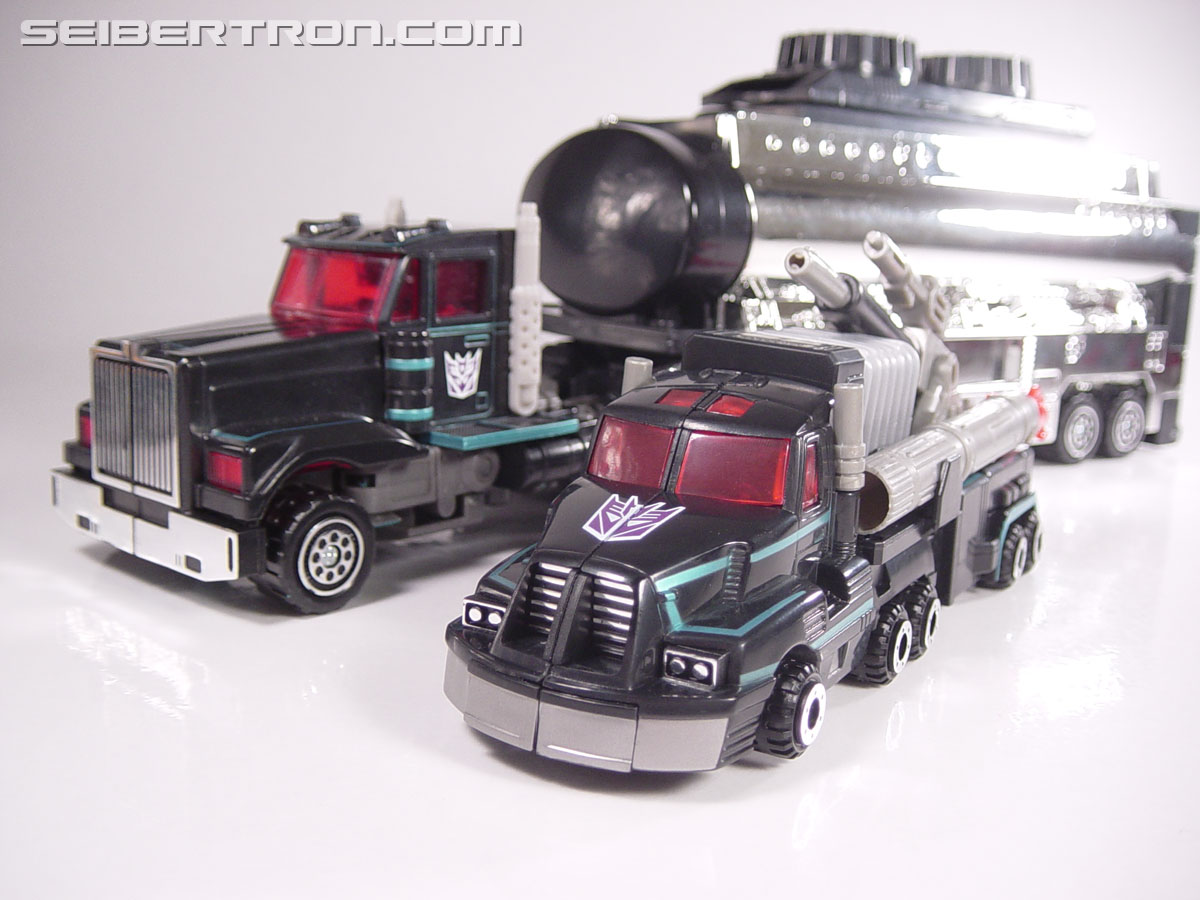 Transformers Robots In Disguise Scourge (Black Convoy) (Image #44 of 102)
