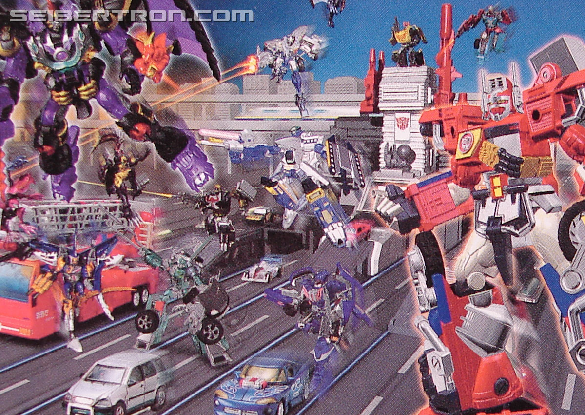 Transformers Robots In Disguise Mega-Octane (Dolrailer) (Image #16 of 108)