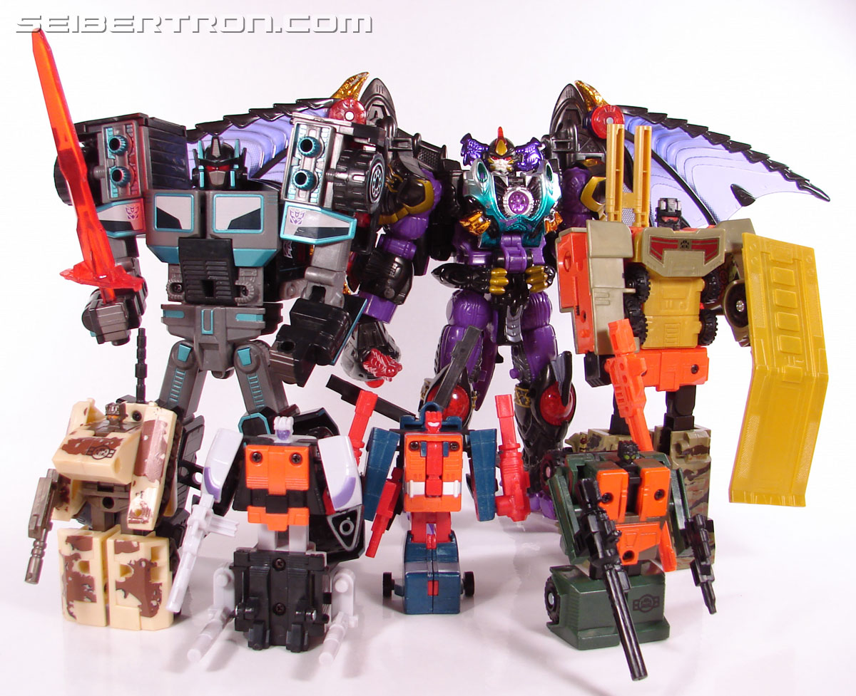 Transformers Robots In Disguise Mega-Octane (Dolrailer) (Image #104 of 108)