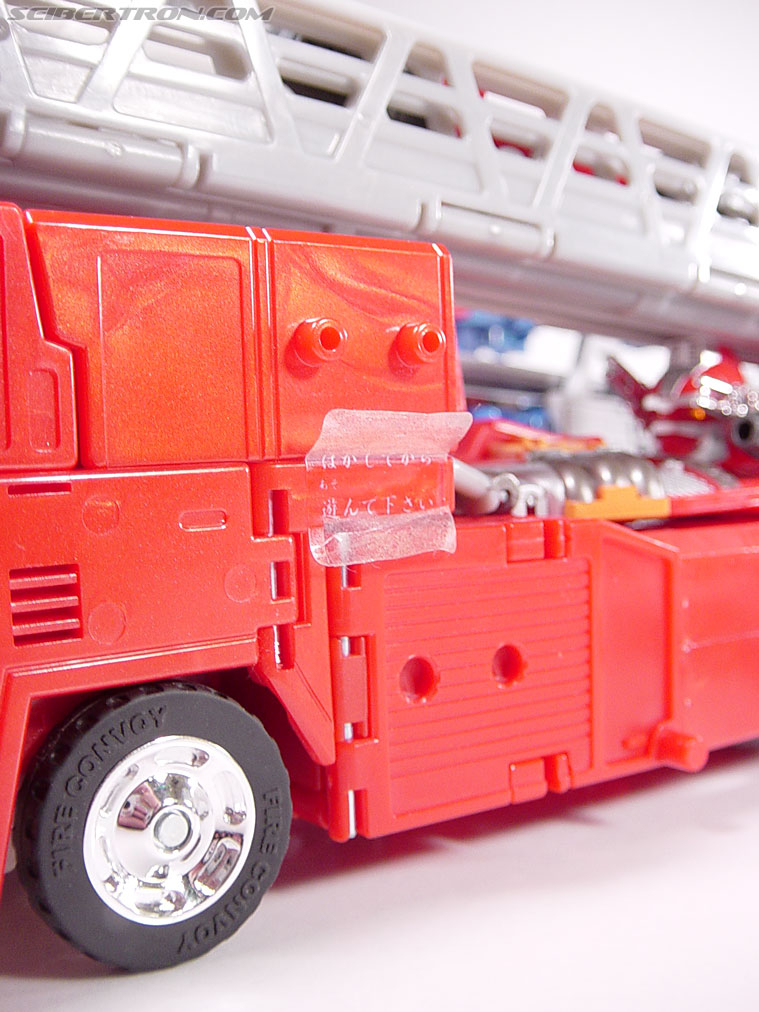 Transformers Robots In Disguise Optimus Prime (Fire Convoy) (Image #1 of 138)