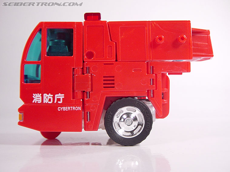 Transformers Robots In Disguise Optimus Prime (Fire Convoy) (Image #34 of 138)