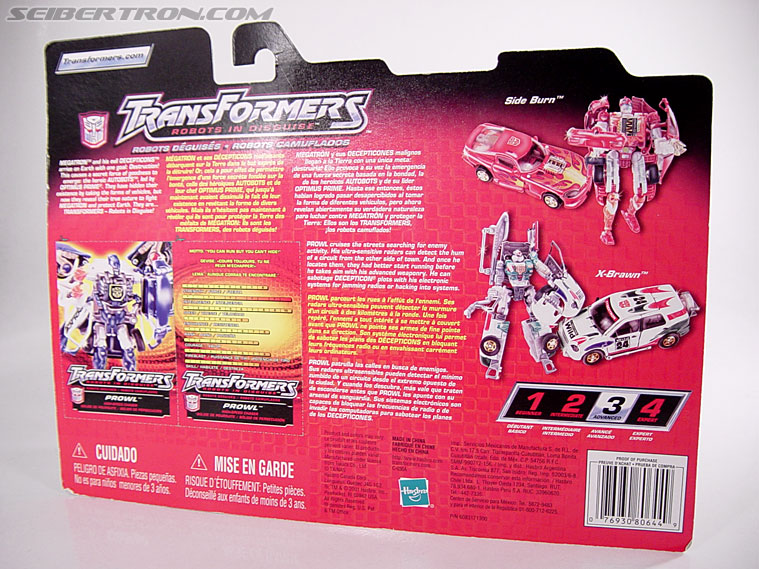 Transformers Robots In Disguise Prowl (Mach Alert) (Image #5 of 55)