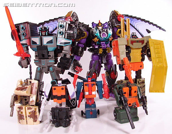 Transformers Robots In Disguise Ruination (Baldigus) (Image #17 of 107)