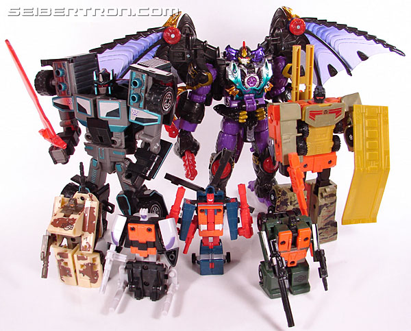 Transformers Robots In Disguise Ruination (Baldigus) (Image #18 of 107)