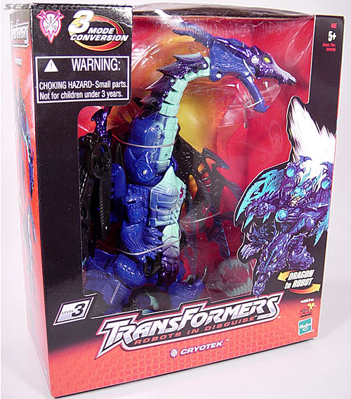 Transformers Robots In Disguise Cryotek (Image #1 of 82)