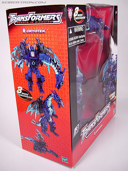 Transformers Robots In Disguise Cryotek (Image #2 of 82)