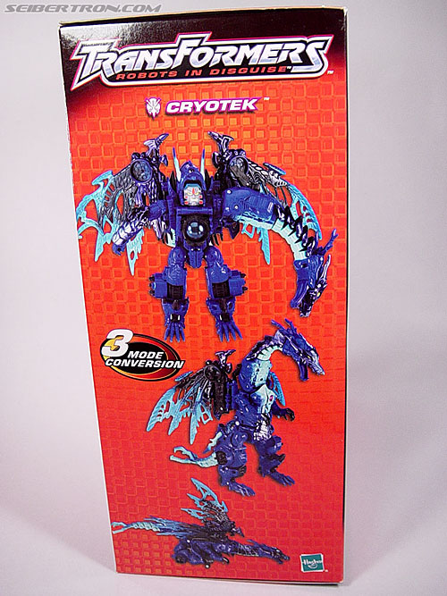 Transformers Robots In Disguise Cryotek (Image #3 of 82)