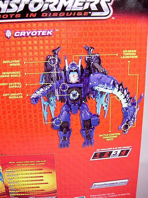 Transformers Robots In Disguise Cryotek (Image #5 of 82)