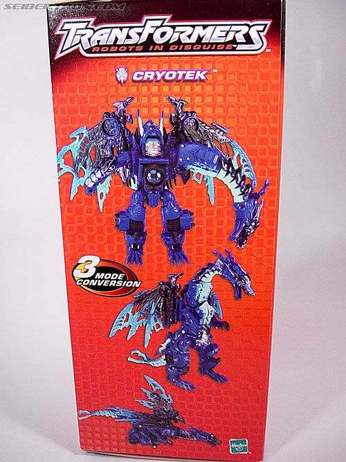 Transformers Robots In Disguise Cryotek (Image #8 of 82)