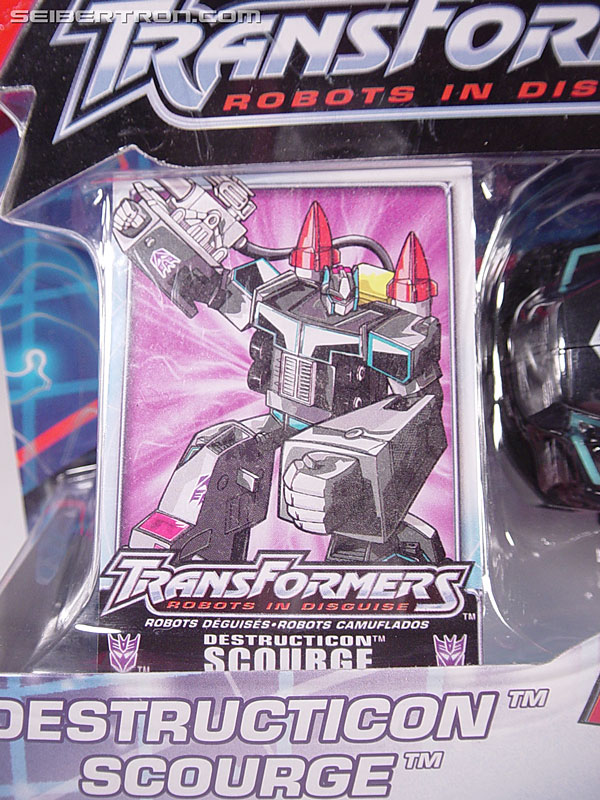 Transformers Robots In Disguise Scourge (Black Convoy) (Image #2 of 102)