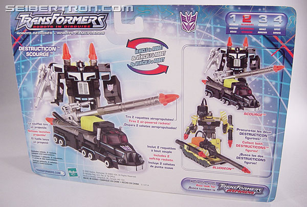 Transformers Robots In Disguise Scourge (Black Convoy) (Image #6 of 102)
