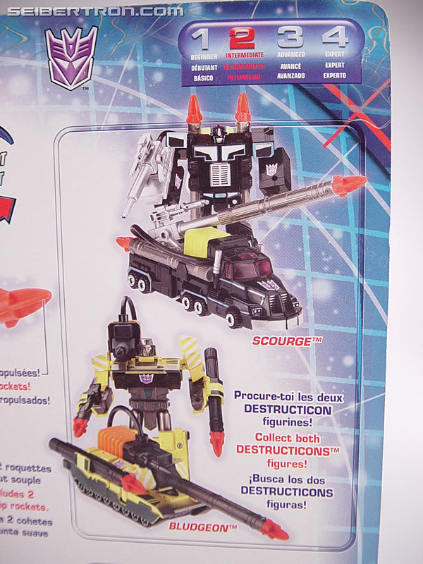 Transformers Robots In Disguise Scourge (Black Convoy) (Image #7 of 102)