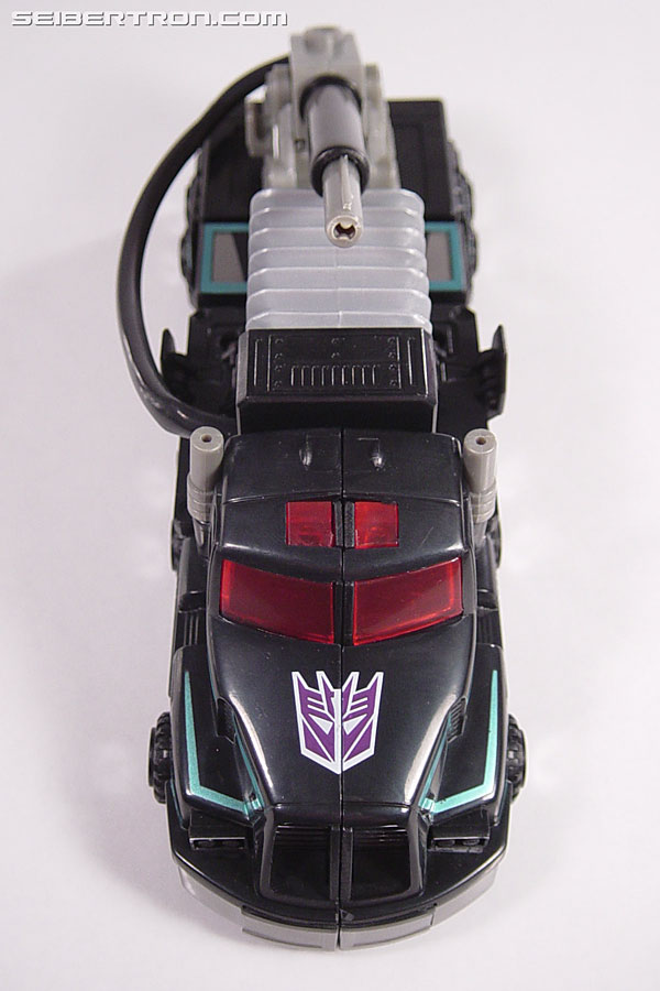 Transformers Robots In Disguise Scourge (Black Convoy) (Image #12 of 102)
