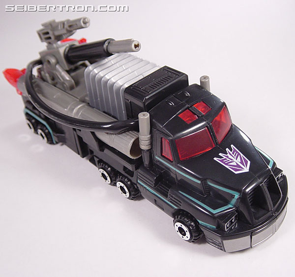 Transformers Robots In Disguise Scourge (Black Convoy) (Image #25 of 102)