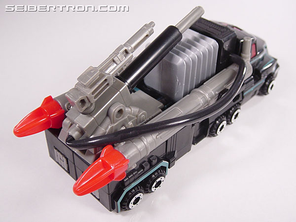 Transformers Robots In Disguise Scourge (Black Convoy) (Image #27 of 102)