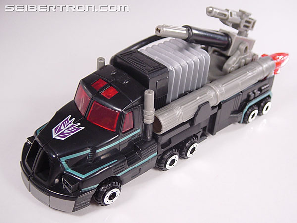 Transformers Robots In Disguise Scourge (Black Convoy) (Image #33 of 102)