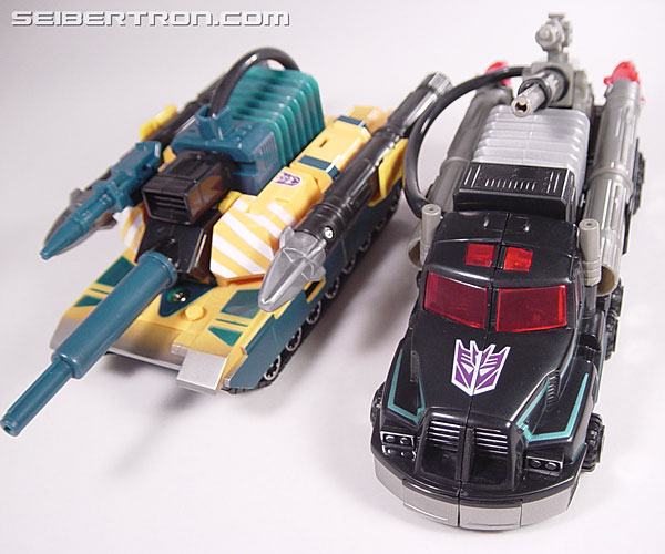 Transformers Robots In Disguise Scourge (Black Convoy) (Image #36 of 102)