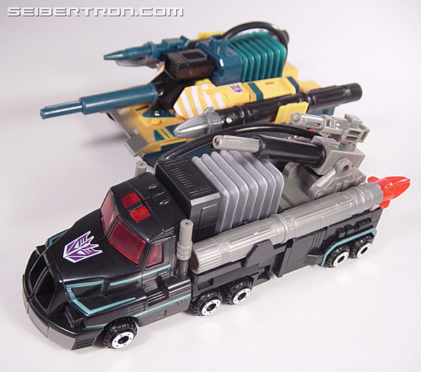 Transformers Robots In Disguise Scourge (Black Convoy) (Image #37 of 102)