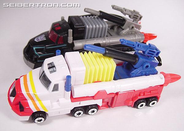 Transformers Robots In Disguise Scourge (Black Convoy) (Image #39 of 102)