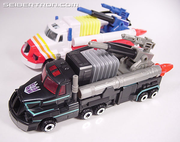 Transformers Robots In Disguise Scourge (Black Convoy) (Image #41 of 102)