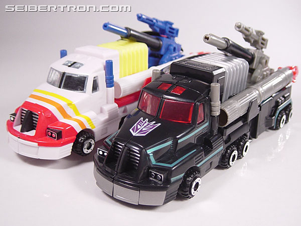 Transformers Robots In Disguise Scourge (Black Convoy) (Image #42 of 102)