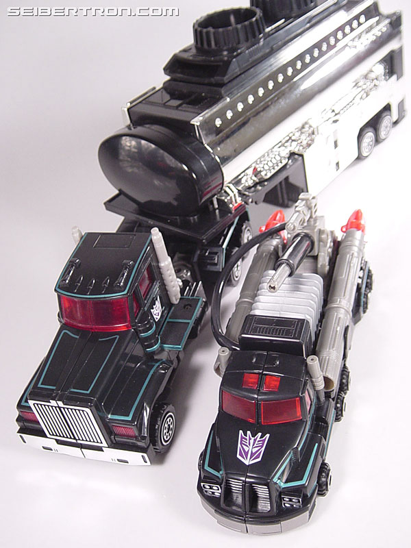 Transformers Robots In Disguise Scourge (Black Convoy) (Image #46 of 102)