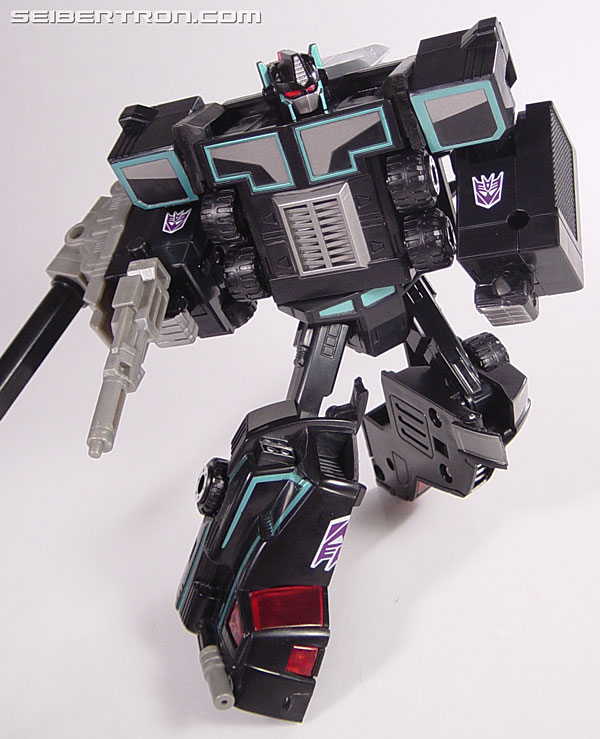 Transformers Robots In Disguise Scourge (Black Convoy) (Image #54 of 102)