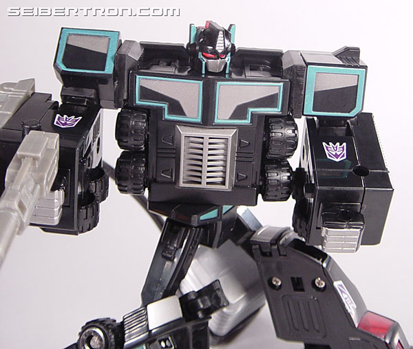 Transformers Robots In Disguise Scourge (Black Convoy) (Image #56 of 102)