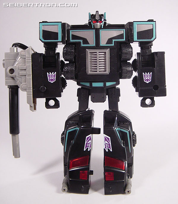 Transformers Robots In Disguise Scourge (Black Convoy) (Image #60 of 102)