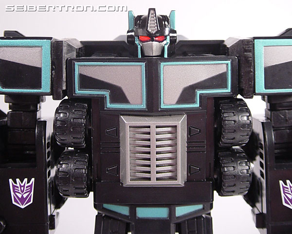 Transformers Robots In Disguise Scourge (Black Convoy) (Image #61 of 102)