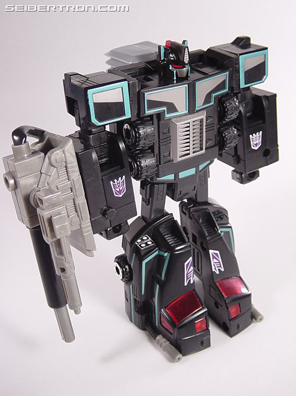 Transformers Robots In Disguise Scourge (Black Convoy) (Image #63 of 102)