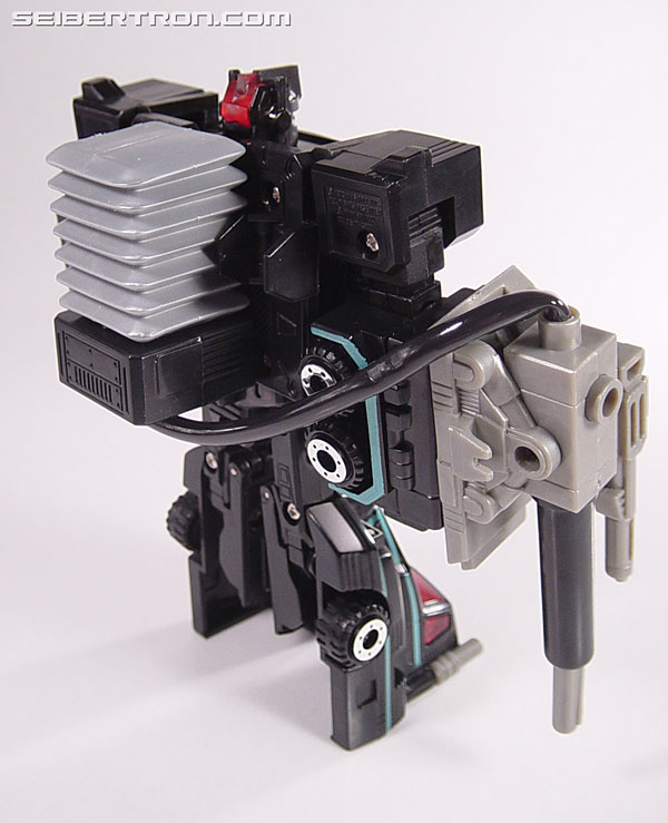 Transformers Robots In Disguise Scourge (Black Convoy) (Image #65 of 102)