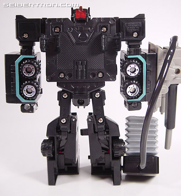 Transformers Robots In Disguise Scourge (Black Convoy) (Image #67 of 102)