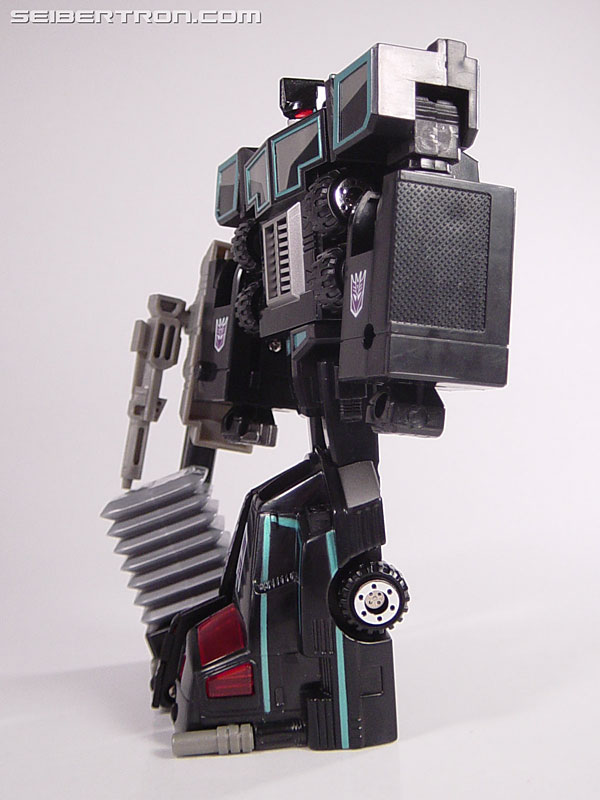 Transformers Robots In Disguise Scourge (Black Convoy) (Image #69 of 102)
