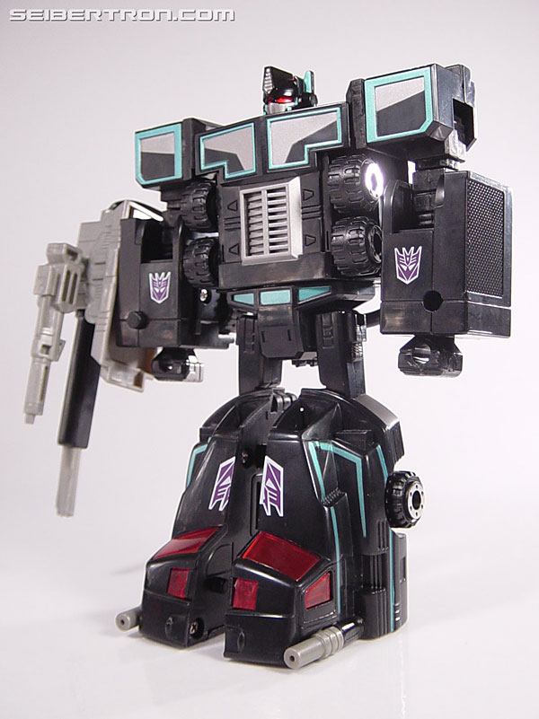 Transformers Robots In Disguise Scourge (Black Convoy) (Image #70 of 102)